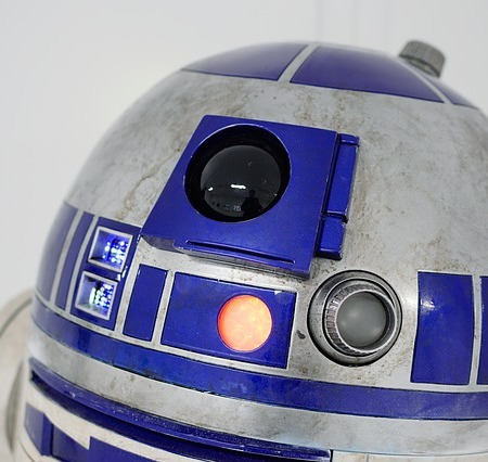 R2D2 - He's Kind Of A Big Deal